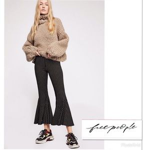 Free People Mari bell bottoms